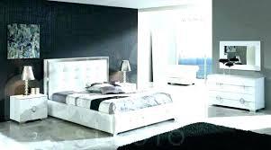 modern bedroom sets white – javachain.me