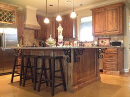 Granite Island Kitchen Kitchen Islands With Granite Top Better Bhg Deluxe Kitchen