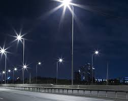 street light poles fixtures