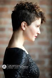 Curly Short Hair Style short curls undercut natural short curly hair pinterest 2692 by wearticles.com