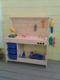 Bigger Kids Workbench  Do It Yourself Home Projects From Ana Best Tool Bench For Toddlers