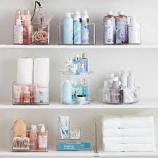 Bathroom Storage Bath Organization Bathroom Organizer Ideas The Container Store