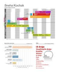 Visual Resume Infographic Therpgmovie