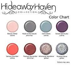 Ibd Colour Chart Amazon Com Ibd Just Gel Uv Led Polish Hideaway Haven