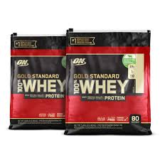 the true strength of on gold standard 100 whey protein