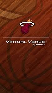 Heat Arena Seating Chart 3d Miami Heat Virtual Venue By Iomedia