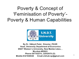 feminization of poverty essay the feminization of poverty boundless open textbook