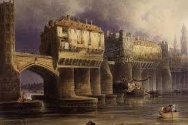 Лондон Мосты Лондона История мостов Лондона Самый старый мост в  Самый старый мост в Лондоне фото