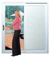 slide door blinds great sliding glass doors with built in blinds in most attractive home decor
