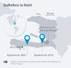 Warum trifft es immer wieder Haiti so ...