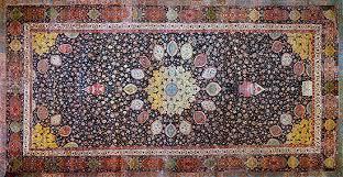 The Ardabil Carpet article