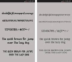 Cute Fonts For Android Fonts Cute Free Apk Download Latest Version 0 3 Com