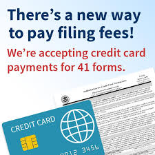 Pay With A Credit Card | Uscis