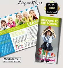 Play School Brochure Templates - Brickhost #6807A385Bc37