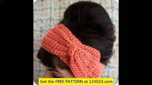 Easy Crochet Headband Pattern Unique Design Ideas