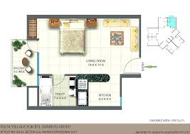 sq ft house plans 1 home plan in 500 2 bedrooms