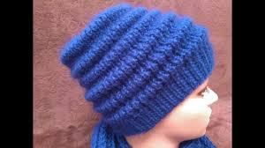 <b>Вязаная шапка</b> узором Волна. - YouTube