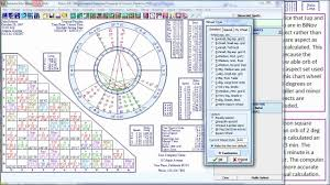 Astrology Natal Chart Aspects Mastering Astrology Quickly Identify Aspects Etc