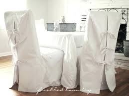 shabby chic chair covers shabby chic dining chair covers