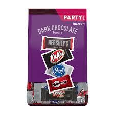 hershey s miniatures dark chocolate