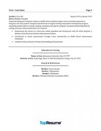 Resume Samples For Teachers Sample Teacher Job With No Experience