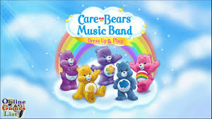 Care Bears Music Band Fun Game For Kids Gameplay Video - YouTube