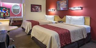 red roof inn lansing west msu deluxe double bed
