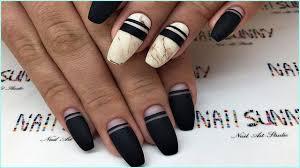 Awesome nail designs for long nails❤Nail art designs tutorials ...