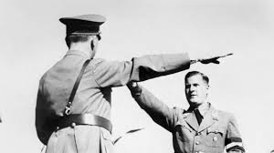 a third reich past why i cannot answer questions about my baldur von schirach right the head of the hitler youth is seen