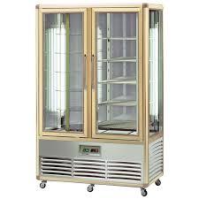 Tecfrigo CONTINENTAL 700R-Q Glass Display Fridge - 700 Litre