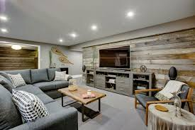 basement apartment ideas. Perfect Basement ModernFarmhousebyHummingbirdHillHomesConstruction Basement Apartment  Ideas Intended Apartment Ideas