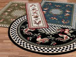 rooster rugs for the kitchen awesome blue cabinets tags shocking home interior 20