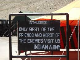 Military Love Quotes Classy Top 48 Best Quotes From Indian Army Soldiers Saying Reckon Talk