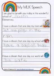 Mlk I Have A Dream Speech Essay Examples