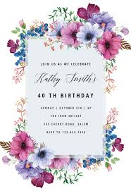 Free Online Invitation Maker Email Birthday Invitation Templates Free Greetings Island