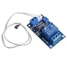 SODIAL(R) <b>12V Light</b> Control Switch Photoresistor Relay Module ...