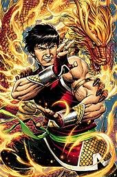 Shang was raised to become a deadly assassin by his father, the immortal crime lord and sorcerer fu manchu. Shang Chi Wikipedia
