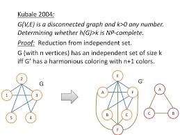 Such a graph is called as a properly colored graph. Ppt Vertex Labelings And Colorings Of Graphs Powerpoint Presentation Id 1277543