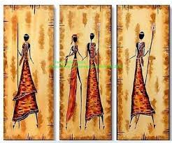 art hand painted modern abstract oil painting on canvas wall art deco home decoration 3 pic set stretched ready to hang