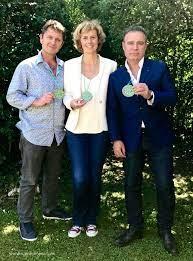 Anne Richard, Fabien Lecœuvre et Éric Bouvron intronisés - BOITEALLAIS