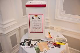 How To Decorate A Wedding Post Box Guestbook ideas Smashing the Glass Jewish Wedding Blog 52