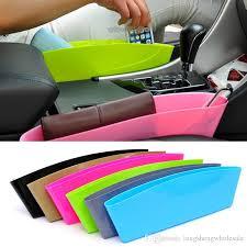 car seat gap storage box car styling new universal car interior accessories storage organizer pockets diy back seat car organizer diy back seat organizer
