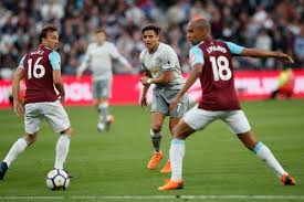 Enjoy the match between west ham united and sheffield united, taking place at england on february 13th, 2021, 3:00 pm. West Ham V Man Utd 2017 18 Premier League