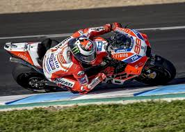 a few days ago claudio domenicali ducati ceo spoke about jorge lorenzo s future with the italian team and defined the spanish as a great rider