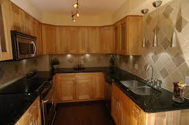 image of ideas dark hardwood floors with maple cabinets