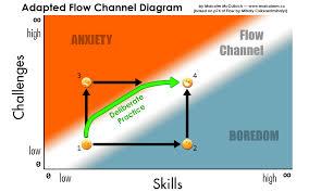 Flow Vs Deliberate Practice Malcolm Ocean