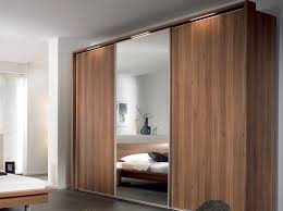 wooden storage mirrored sliding doors wardrobe drawers bronze equipment superior quality shelves hanging tall glass