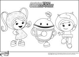 Small Picture Team Umizoomi Coloring Pages colouring drawings Pinterest