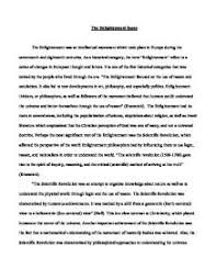 the enlightenment essay a level history marked by teachers com page 1 zoom in
