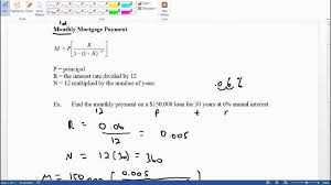 monthly repayment formula agreement maxresdefault mortgage interestymentyments excel car lease